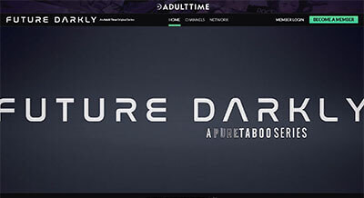 Future Darkly<br><strong>SAVE 50%</strong>