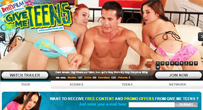 Give Me Teens<br><strong>SAVE 50%</strong>