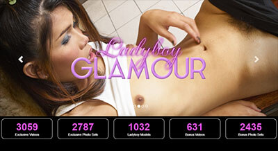 #20 - Ladyboy Glamour<br>(89 / 100)