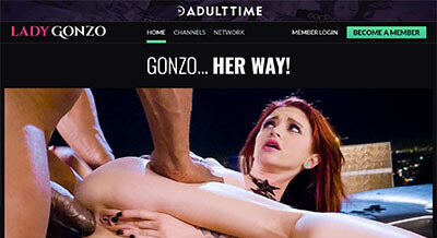 Lady Gonzo<br><strong>SAVE 50%</strong>