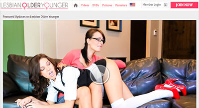 Lesbian Older Younger<br><strong>SAVE 50%</strong>