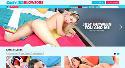 Only Teen Blowjobs<br><strong>SAVE 50%</strong>
