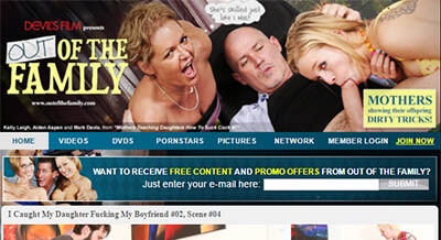 Out Of The Family<br><strong>SAVE 50%</strong>