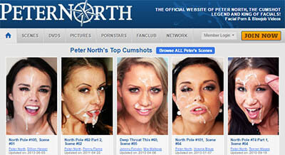Peter North<br><strong>SAVE 50%</strong>