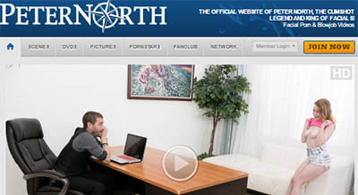 Peter North DVD<br><strong>SAVE 50%</strong>