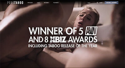 Pure Taboo<br><strong>SAVE 50%</strong>