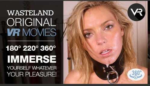 VR BDSM videos at Wasteland