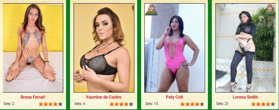 Best Brasilian Shemale Paysites Reviewed